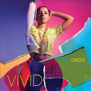 <i>Vivid</i> (Vivian Green album) 2015 studio album by Vivian Green