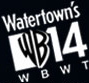 Its second WB logo.