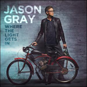 <i>Where the Light Gets In</i> 2016 studio album by Jason Gray