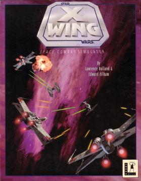 "Epic Szenario Event / ""Fluff-plosion"" in Frankfurt - X-Wing  X-Wing_-_Space_Combat_Simulator_(box_cover)"