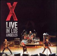 <i>X – Live in Los Angeles</i> 2005 live album by X