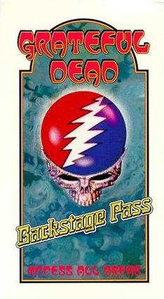 Grateful Dead: Backstage Pass