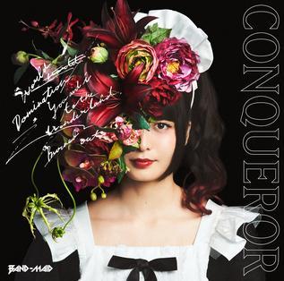 <i>Conqueror</i> (Band-Maid album) 2019 studio album by Band-Maid