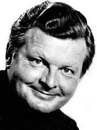 Benny Hill English comedian and actor