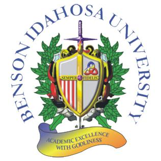 Benson Idahosa University - Wikipedia