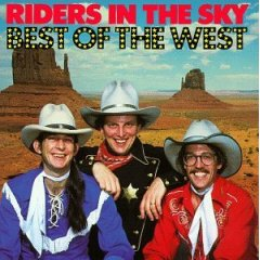 <i>Best of the West</i> (album) 1987 greatest hits album by Riders in the Sky