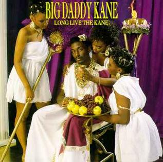 <i>Long Live the Kane</i> 1988 studio album by Big Daddy Kane