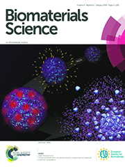 <i>Biomaterials Science</i> (journal) Academic journal