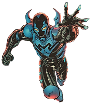 Jaime Reyes Wikipedia Using healing on oneself drains the user's stamina equal to the hp healed. jaime reyes wikipedia