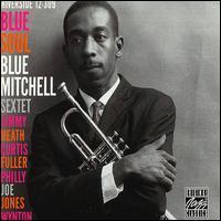 <i>Blue Soul</i> 1959 studio album by Blue Mitchell