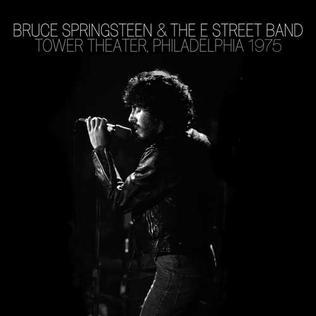 <i>Tower Theater, Philadelphia 1975</i> 2015 live album by Bruce Springsteen & the E Street Band