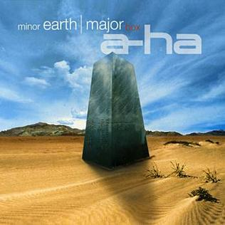 <i>Minor Earth Major Box</i> 2001 box set by A-ha