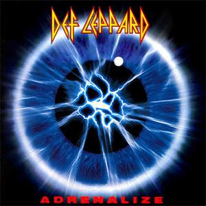 <i>Adrenalize</i> 1992 studio album by Def Leppard