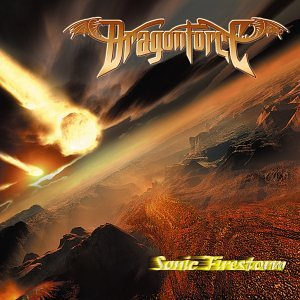 album dragonforce sonic firestorm