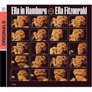 <i>Ella in Hamburg</i> 1965 live album by Ella Fitzgerald