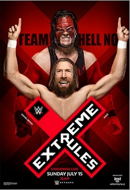 Post image of WWE Extreme Rules 2018