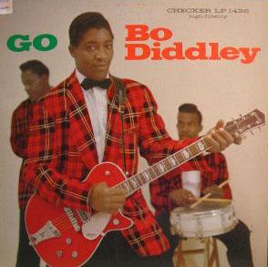 Go Bo Diddley artwork