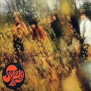 <i>Its All About</i> 1968 studio album by Spooky Tooth