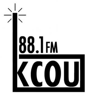 KCOU Radio station at the University of Missouri in Columbia