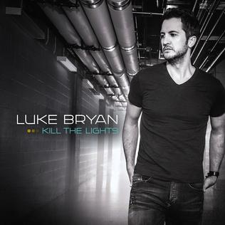 Image result for luke bryan kill the lights album