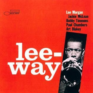 <i>Lee-Way</i> 1961 studio album by Lee Morgan
