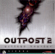 Outpost 2 CD cover