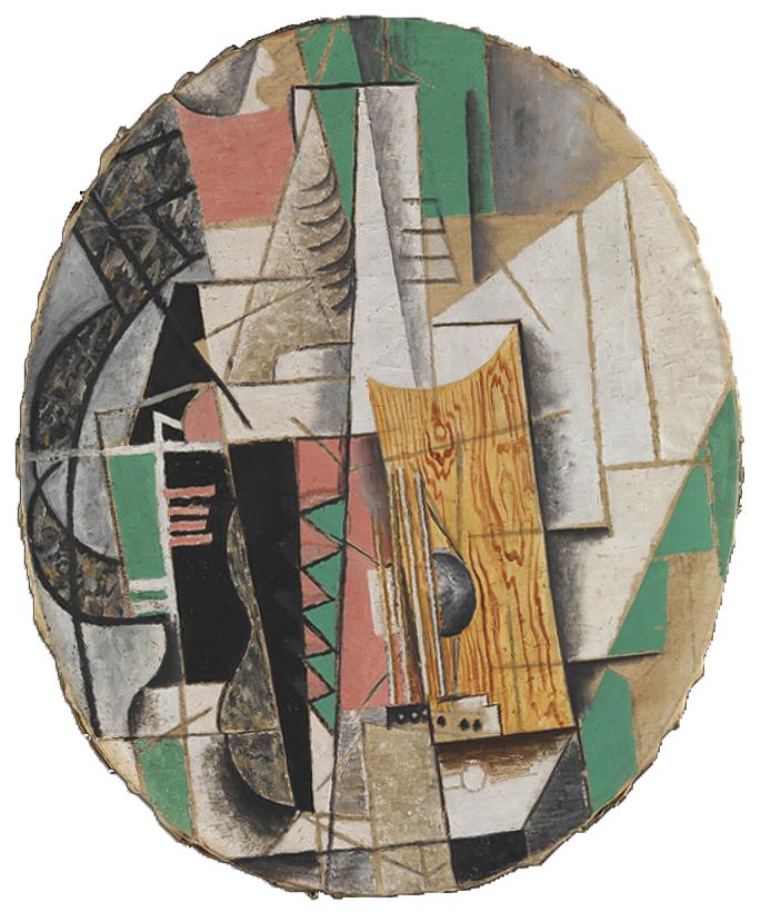 Guitar Picasso