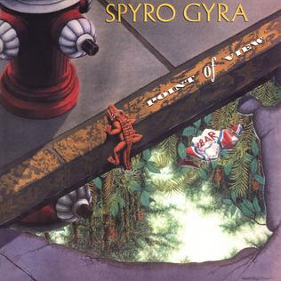 <i>Point of View</i> (Spyro Gyra album) 1989 studio album by Spyro Gyra