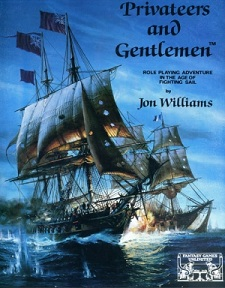 <i>Privateers and Gentlemen</i> Tabletop role-playing game