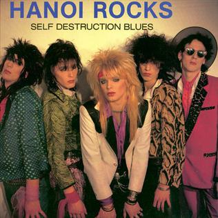Hanoi Rocks - Tracks From A Broken Dream