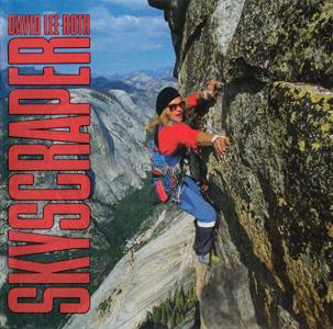 <i>Skyscraper</i> (album) 1988 studio album by David Lee Roth
