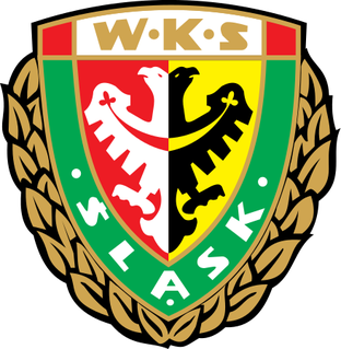 Śląsk Wrocław professional association football club based in Wrocław, Poland
