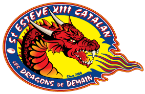 Saint-Estève XIII Catalan French semi-professional rugby league club