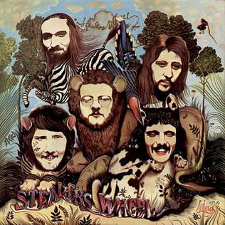 <i>Stealers Wheel</i> (album) 1972 studio album by Stealers Wheel