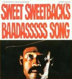 Sweet Sweetback's Baadasssss Song artwork
