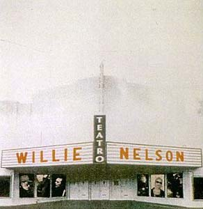 <i>Teatro</i> (Willie Nelson album) 1998 studio album by Willie Nelson