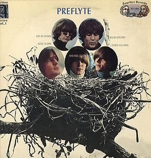 <i>Preflyte</i> 1969 compilation album by The Byrds