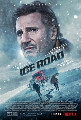 Picture of a movie: The Ice Road
