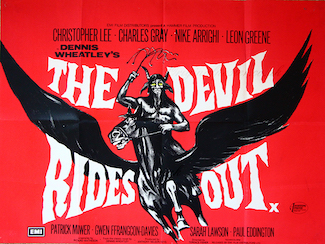The Devil Rides Out (film) - Wikipedia