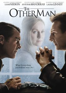 "US DVD cover for the film ""The Other Man""."