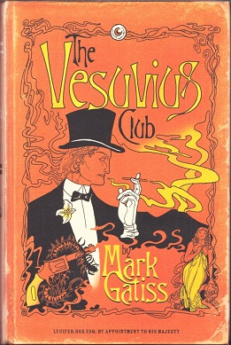 Original 2006 cover of The Vesuvius Club