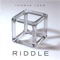 <i>Riddle</i> (album) 1999 studio album by Thomas Leeb
