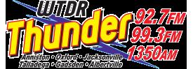 WTDR (AM) Radio station in Gadsden, Alabama