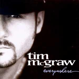 Image result for tim mcgraw everywhere album