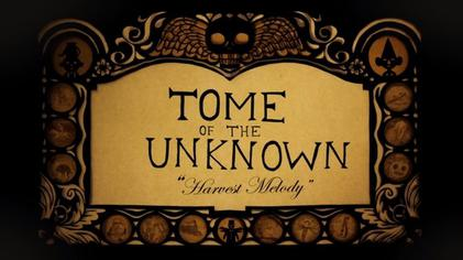 Tome of the Unknown - ...