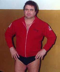 Tony Parisi (wrestler) Italian professional and amateur wrestler