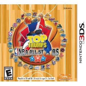 <i>Top Trumps: NBA All Stars</i> 2012 video game