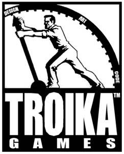 Troika Games video game developer