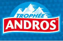 Andros Trophy French national ice racing championship