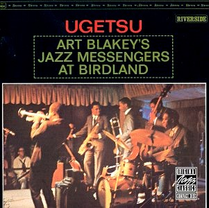 <i>Ugetsu</i> (album) 1963 live album by Art Blakeys Jazz Messengers